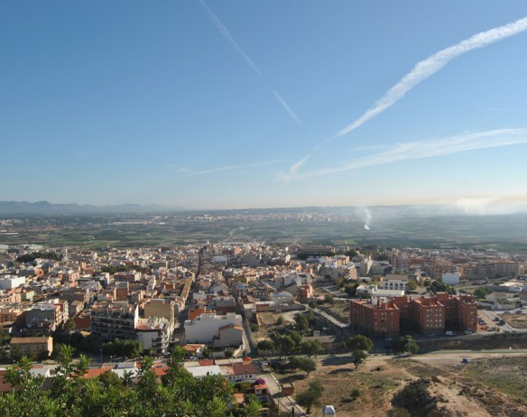 Vistas panoramicas.